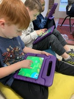 Learning to Computer Code on iPads