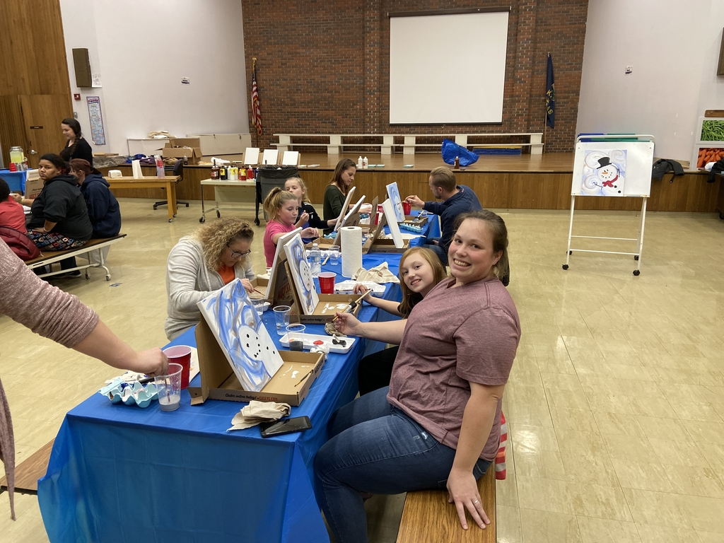 Cookies and Canvases at Guthridge