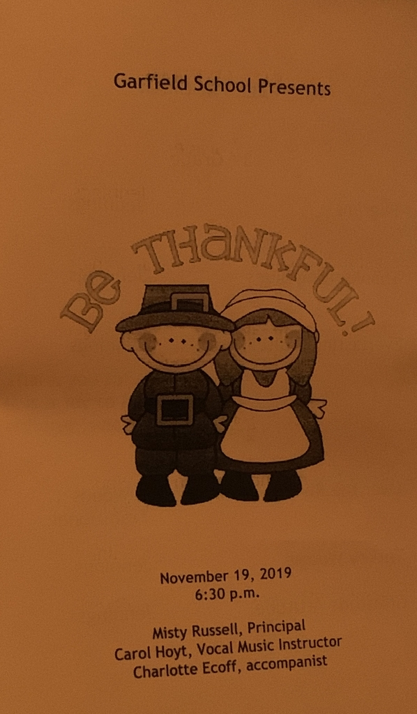Be Thankful Program