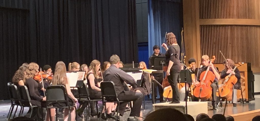Parsons High School Orchestra