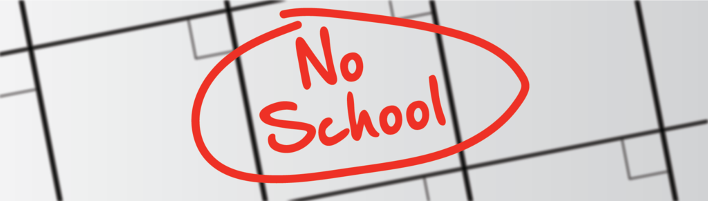 No School - Friday 03/06/20