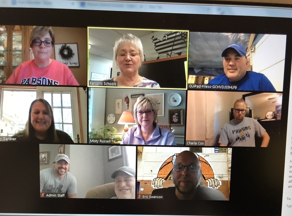 503 administrators planning with Zoom
